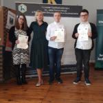 Uczestnicy konkursu Kasper Historyczno-Wosowski